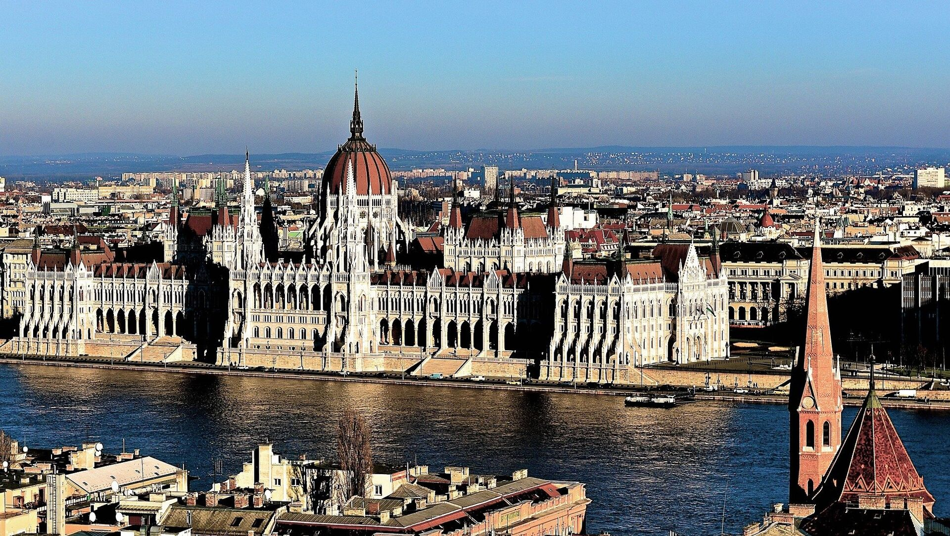 Budapeszt - Sputnik Polska, 1920, 07.02.2021