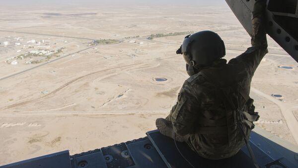 Siły Zbrojne USA zawiesiły współpracę z krajami Zatoki Perskiej w związku z kryzysem dyplomatycznym wokół Kataru - Sputnik Polska