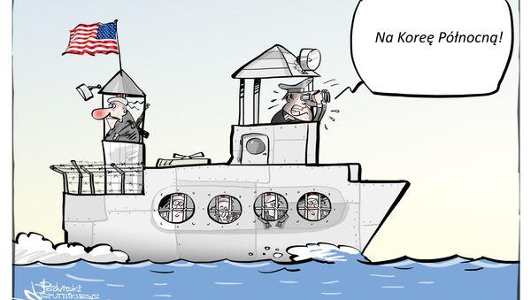 Amerykańscy piechurzy morscy narzekają na swój sprzęt - Sputnik Polska