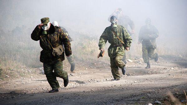 Ćwiczenia z zakresu obrony przed atakiem jądrowym - Sputnik Polska