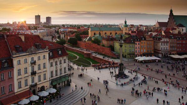 Stare Miasto, Warszawa - Sputnik Polska