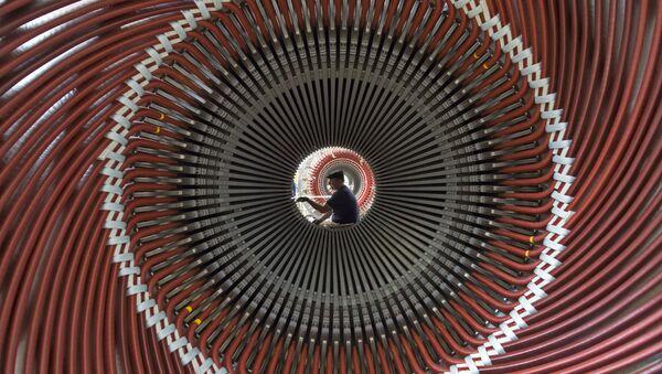 Zakłady Siemens w Erfurcie - Sputnik Polska