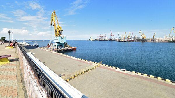 Port towarowy w Odessie - Sputnik Polska