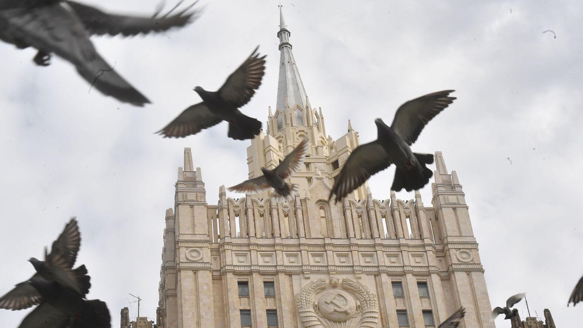 Budynek MSZ Rosji w Moskwie - Sputnik Polska, 1920, 30.09.2021