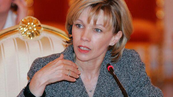 Doris Schröder-Köpf - Sputnik Polska
