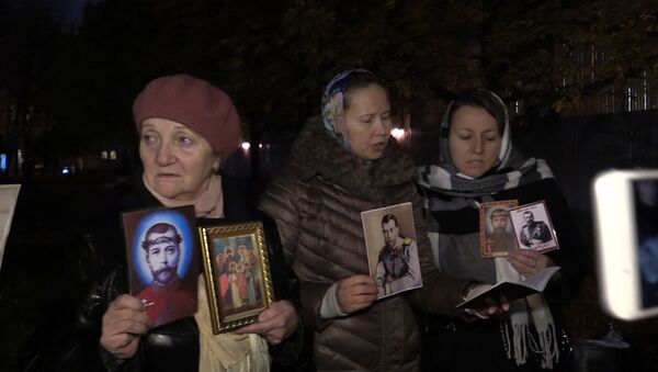 Protest przeciwko Matyldzie - Sputnik Polska