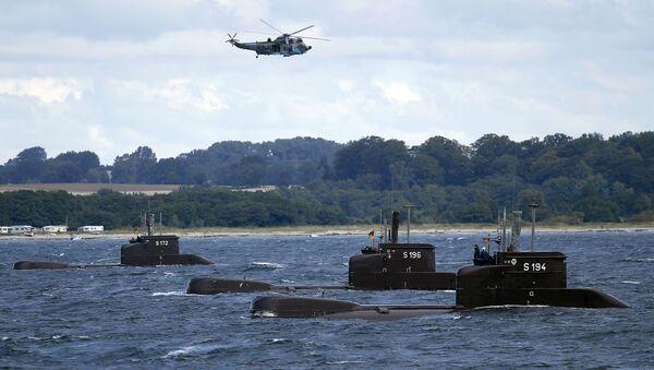 Niemiecka flota podwodna - Sputnik Polska