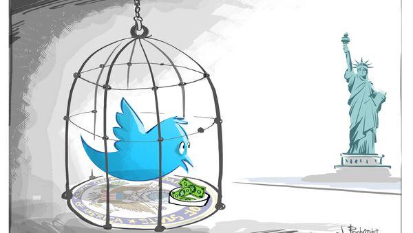 Amerykański serwis społecznościowy Twitter w czwartek zablokował reklamę na mikroblogach RT i agencji informacyjnej Sputnik - Sputnik Polska