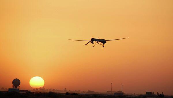 Dron MQ-1 Predator - Sputnik Polska