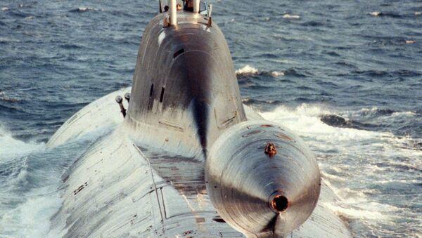"""Projekt 971 """"Szczuka-B"""" (w kodzie NATO """"Akula"""") - Sputnik Polska"""
