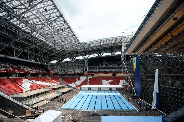 Stadion Kazań Arena - Sputnik Polska