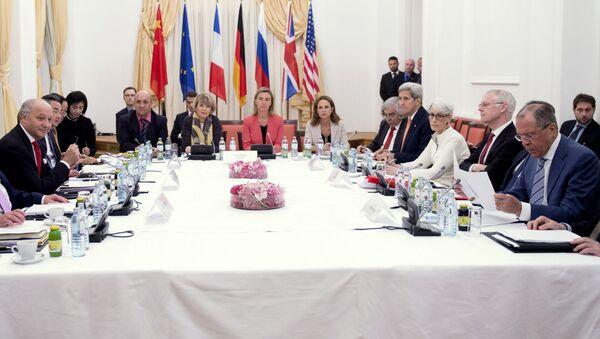 Rozmowy w Wiedniu na temat programu jądrowego Iranu - Sputnik Polska