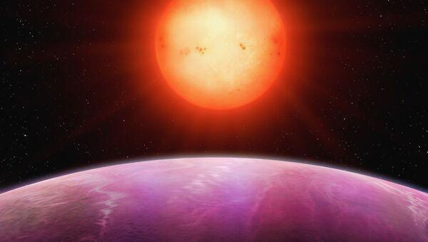 Planeta NGTS-1b - Sputnik Polska