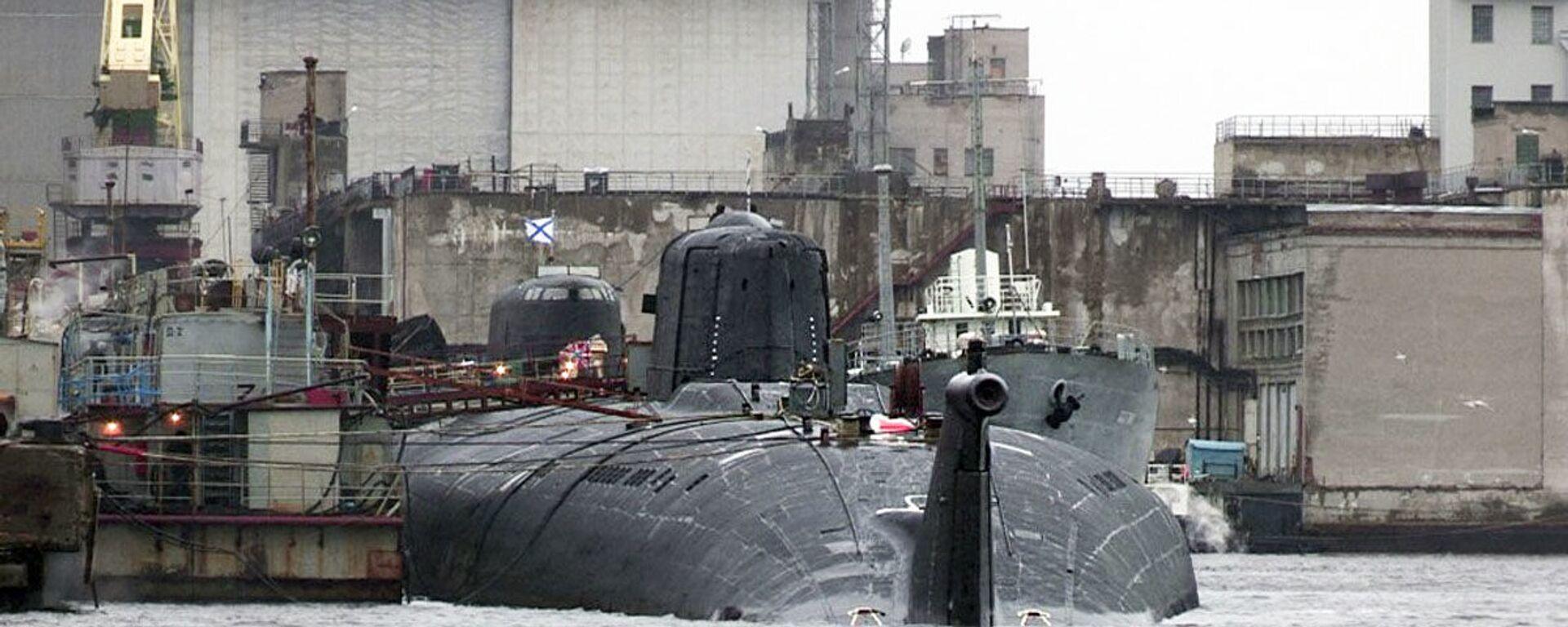 "Okręt podwodny K-266 ""Orzeł"" - Sputnik Polska, 1920, 05.08.2021"