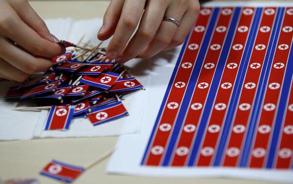 Fanklub Korei Północnej w Japonii - Sputnik Polska