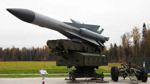 Radziecki system rakietowy S-200 - Sputnik Polska