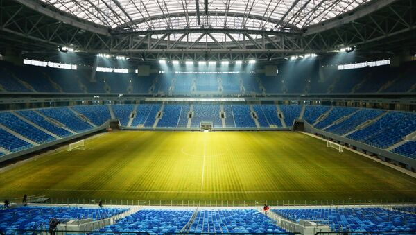 Zenit Arena, Sankt Petersburg - Sputnik Polska