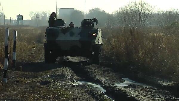 Nowe pojazdy rozpoznania  RChM-5 zostały przekazane WDW. - Sputnik Polska