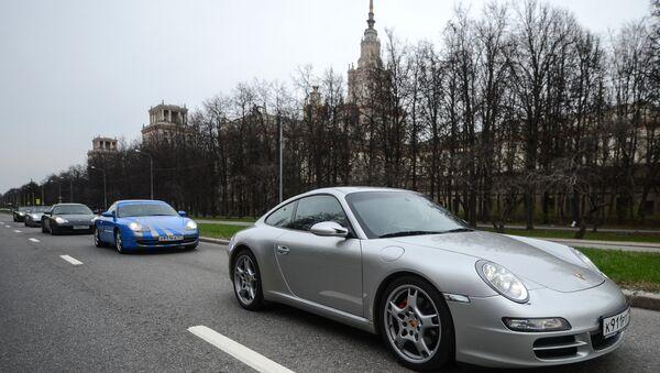 Porsche - Sputnik Polska