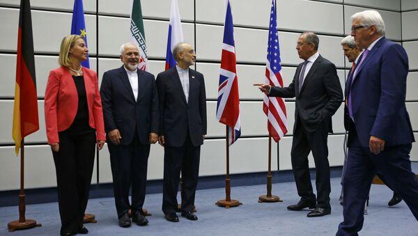 Uczestnicy rozmów ws. Iranu w Wiedniu - Sputnik Polska