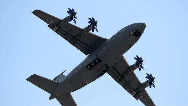 Samolot An-70 - Sputnik Polska