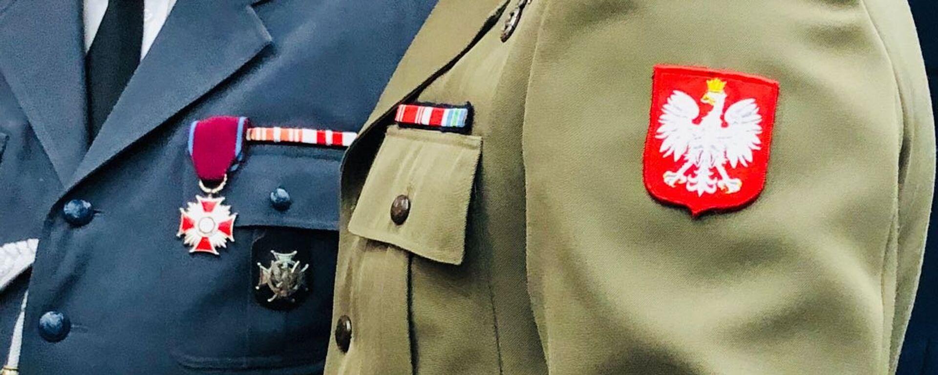 Uroczystości z okazji Narodowego Święta Niepodległości 11 Listopada w gmachu Muzeum Aleksandra Puszkina w Moskwie - Sputnik Polska, 1920, 09.06.2021
