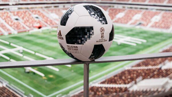 Piłka Mistrzostw Świata w Piłce Nożnej 2018 - Sputnik Polska