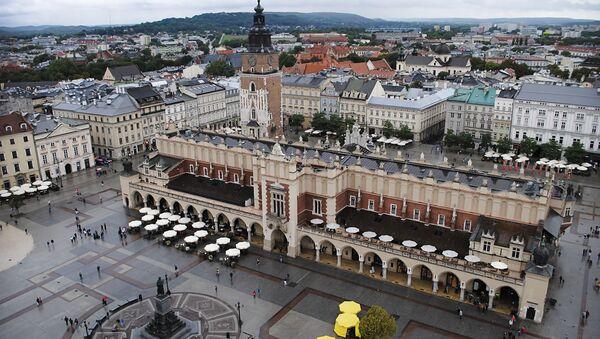 Widok na Kraków - Sputnik Polska