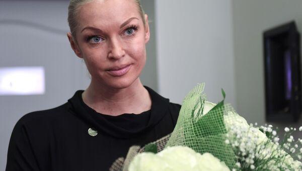 Rosyjska balerina Anastazja Wołoczkowa - Sputnik Polska