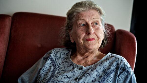 Była prezydent Republiki Serbskiej Biljana Plavsic - Sputnik Polska