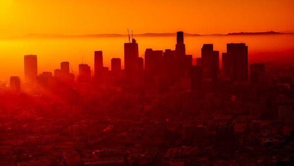 Widok na Los Angeles - Sputnik Polska