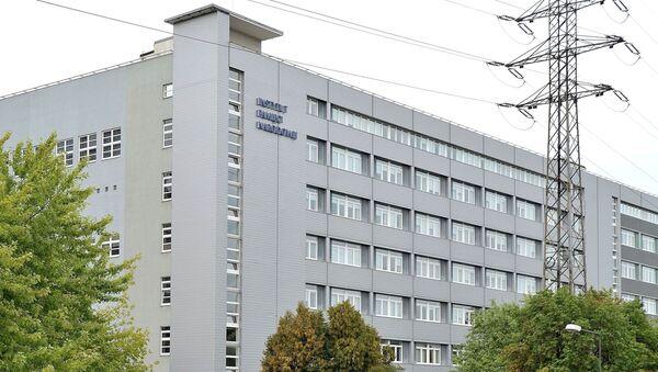 Budynek Instytutu Pamięci Narodowej w Warszawie - Sputnik Polska