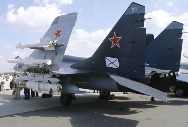 MiG-29K - Sputnik Polska