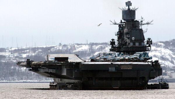 Admirał Fłota Sowietskogo Sojuza Kuzniecow - Sputnik Polska