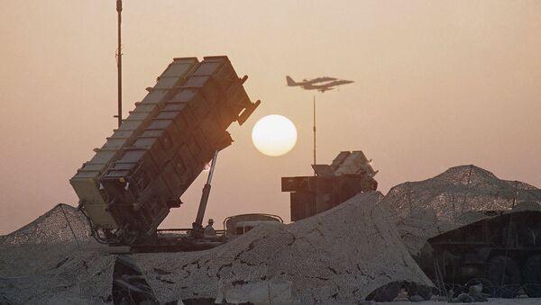 Przeciwlotniczy system rakietowy Patriot w Arabii Saudyjskiej - Sputnik Polska