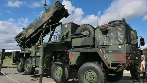 Amerykański system rakietowy Patriot - Sputnik Polska