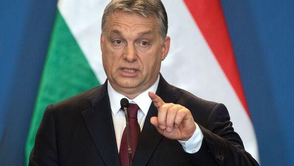 Premier Węgier Viktor Orbán - Sputnik Polska