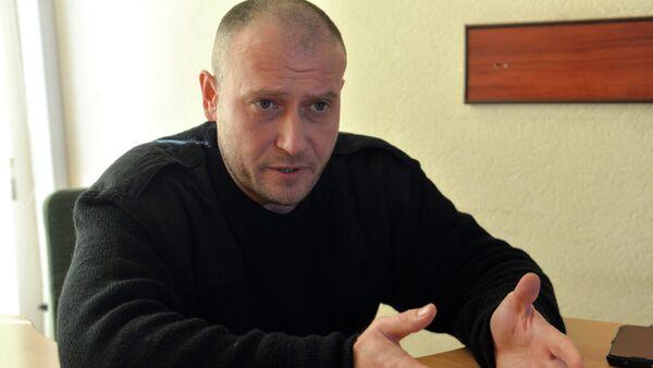 Dmytro Jarosz - Sputnik Polska