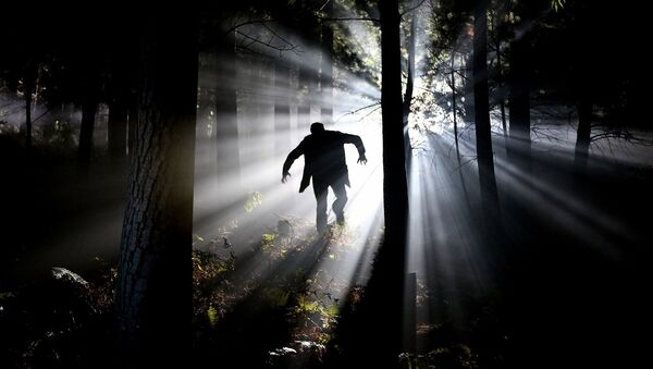 Wampir w lesie - Sputnik Polska
