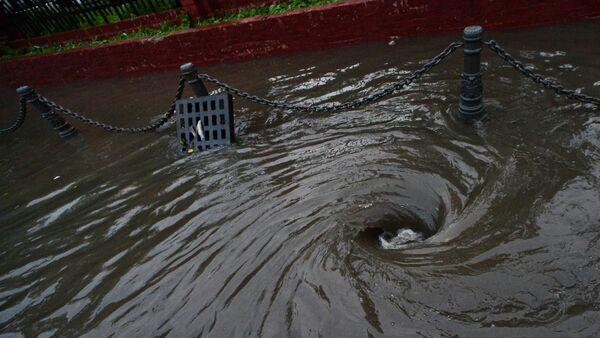 Powódź we Władywostoku - Sputnik Polska