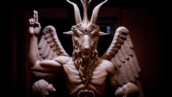 Świątynia Szatana - Sputnik Polska
