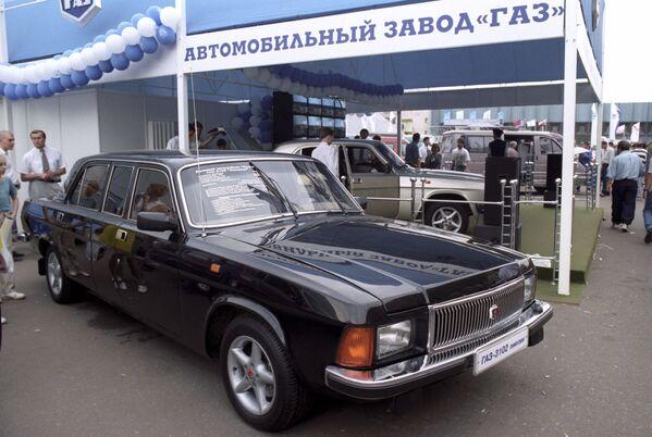 Samochód osobowy GAZ-3102 Wołga - Sputnik Polska