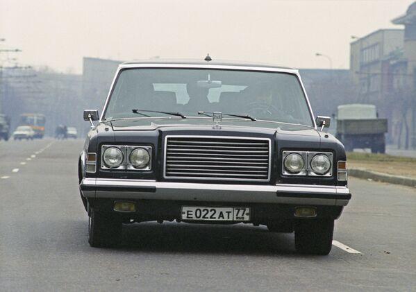Luksusowy samochód osobowy ZiŁ-4104 - Sputnik Polska