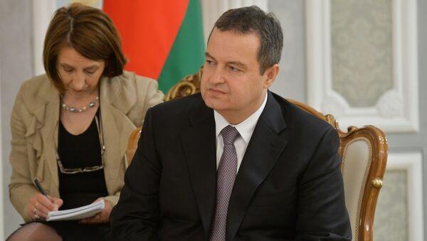 Przewodniczący OBWE Ivica Dacić - Sputnik Polska