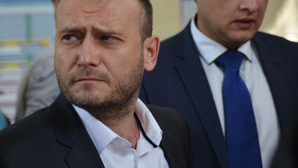 Lider Prawego Sektora Dmitrij Jarosz - Sputnik Polska