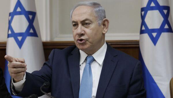 Beniamin Netanjahu - Sputnik Polska