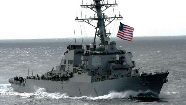 USS Carney DDG-64 - Sputnik Polska