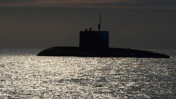 Okręt podwodny projektu Warszawianka - Sputnik Polska