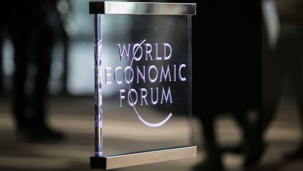 Światowe Forum Ekonomiczne w Davos - Sputnik Polska