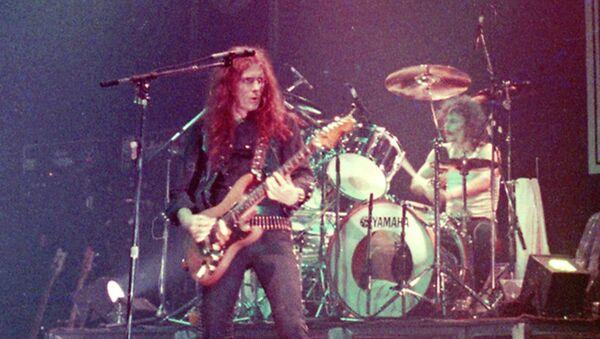 Eddie Clarke, Motörhead - Sputnik Polska